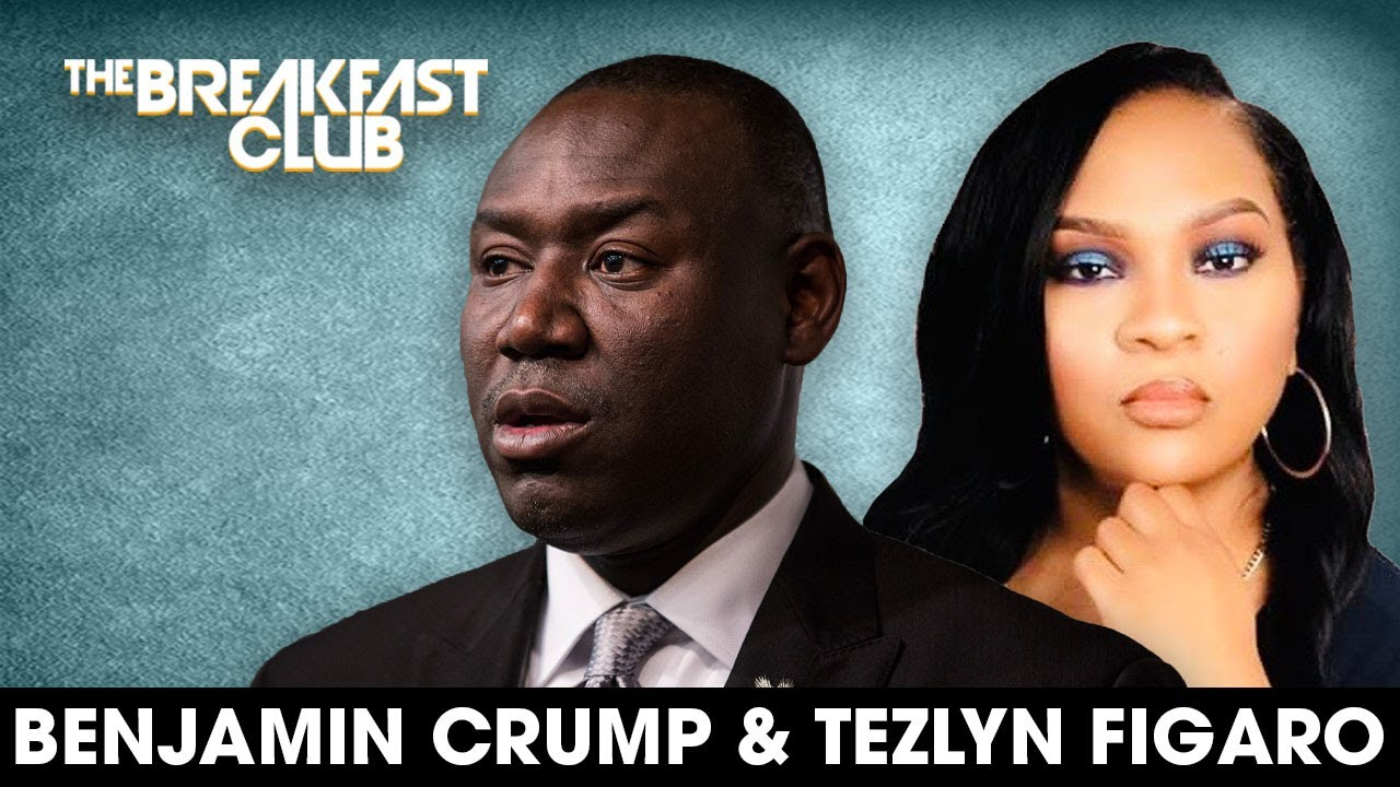 Benjamin Crump & Tezlyn Figaro On Breonna Taylor's Injustice, Witness Accounts & Court Transcripts