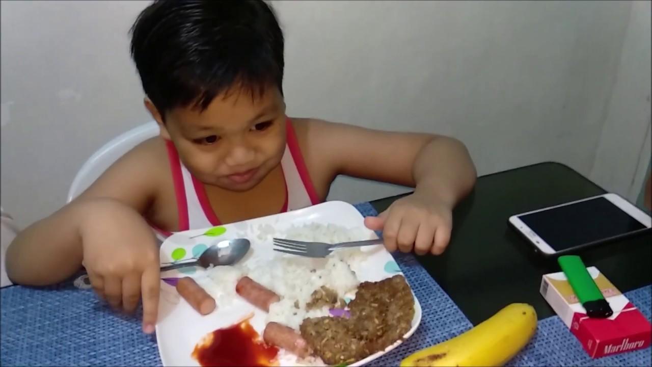 Easy Banana Heart Burger Patties Recipe Or Puso Ng Saging The