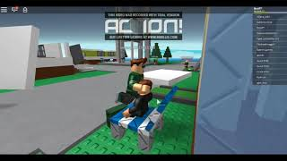 My first time on Youtube: PLAYING ROBLOX