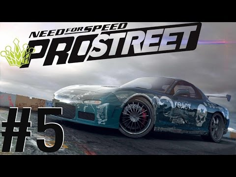 Need For Speed ProStreet #5 - Bir Skyline Klasiği
