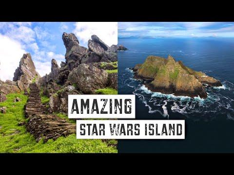 STAR WARS ISLAND LOCATION is AMAZING! - Skellig Michael, Ireland   4K Travel Video