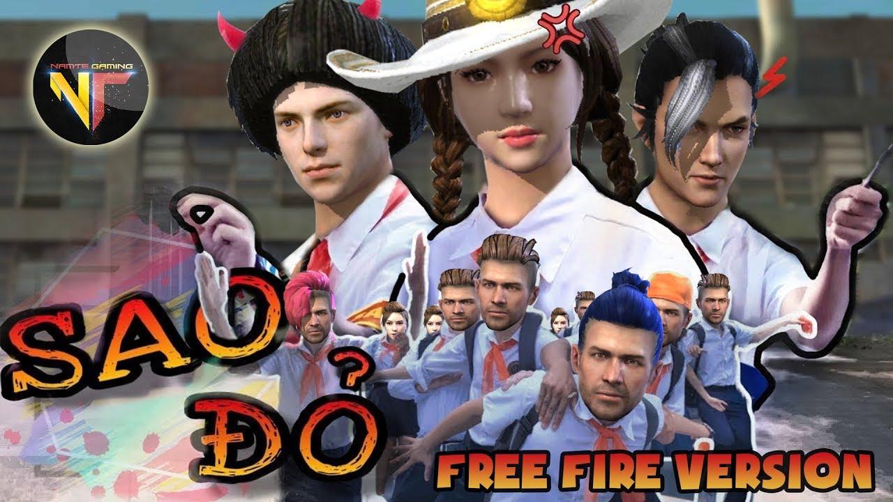 [Parody Free Fire] SỨC MẠNH CỦA SAO ĐỎ FREE FIRE (Version Free Fire) – Hậu Hoàng   NamteGaming