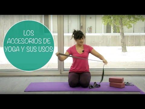 Los accesorios de yoga y sus usos durante la clase - Yogahora.com