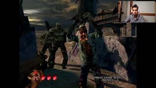 Playing The House of the Dead III (Game Play PC) (Chapter 1 & 2 )