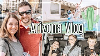 🌵 ARIZONA VLOG 2021 :: ARE WE MOVING?! :: SPEND THE DAY WITH US | This Crazy Life Vlog
