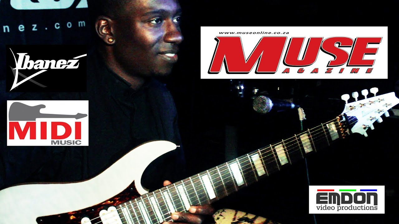 tosin abasi animals as leaders guitar clinic cape town south