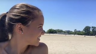 A DAY IN TORONTO BEACH!!!