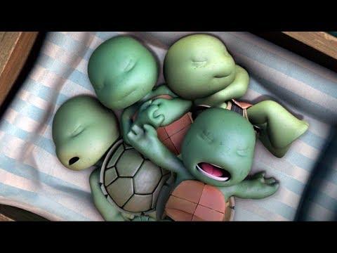 Funny Baby Turtles - Teenage Mutant Ninja Turtles Legends