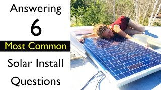 Solar Power System || Simple, basic, cost-effictive and efficient!