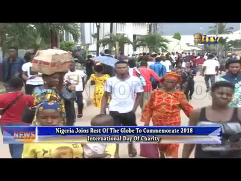 Nigeria joins rest of the globe to mark 2018 Int'l Day of Charity