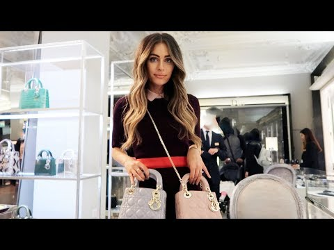 COME HANDBAG SHOPPING WITH ME | Lydia Elise Millen