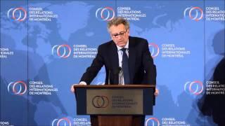 Vidéo CORIM Pierre Gramegna - Le Luxembourg : mythes et réalités