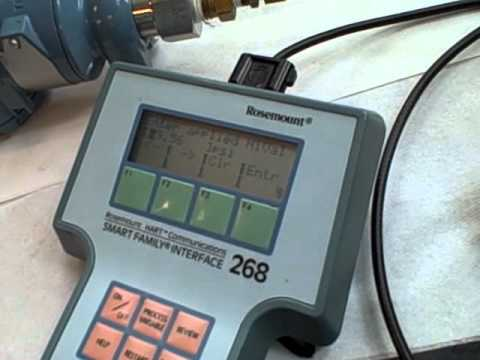 Calibrating Pressure Transmitter Using Deadweight Tester