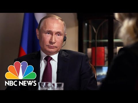 Confronting Russian President Vladimir Putin, Part 6 | Megyn Kelly | NBC News