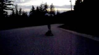 Longboarding Silver Star Road