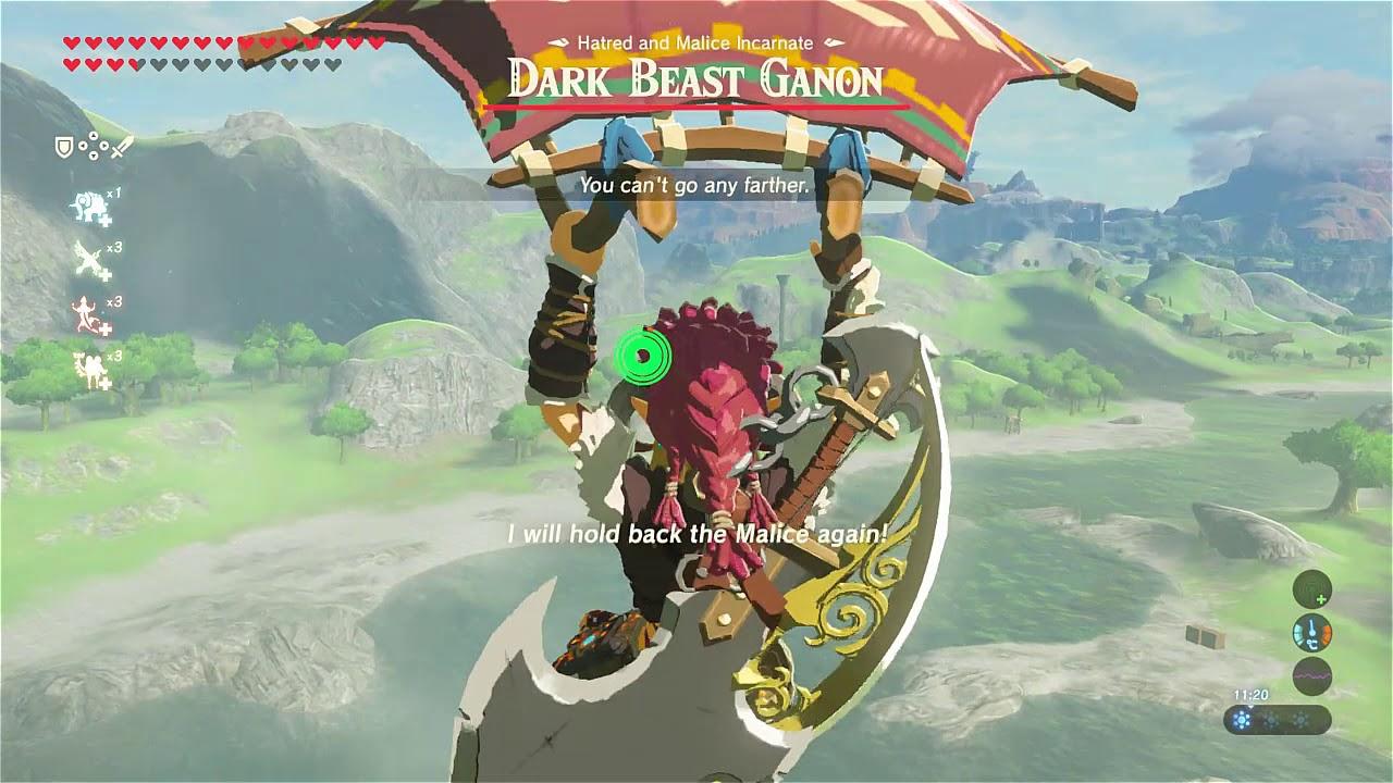 Glitches in Breath of the Wild - Zelda Wiki