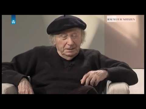 Schriftsteller Edgar Hilsenrath INTERVIEW