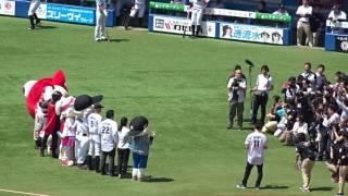 2017.05.06 千葉ロッテ - 福岡ソフトバンク ZOZOマリンスタジアム.
