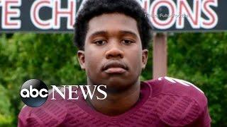 Video 15-Year-Old High School Football Player Killed Saving 3 Girls download MP3, 3GP, MP4, WEBM, AVI, FLV Juni 2018