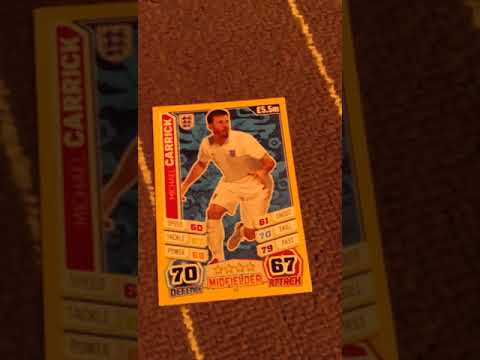 Match attacks 2014 world cup card colection