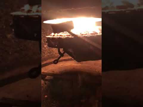 MESYS Okofen Burn Plate Scrape
