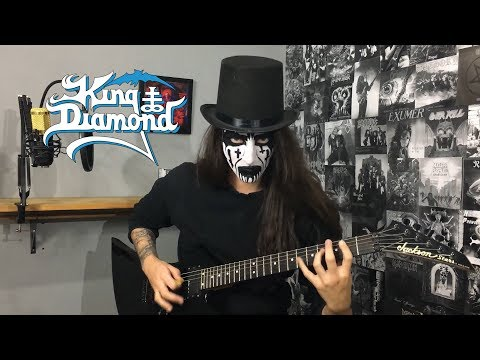 King Diamond - Welcome Home (Guitar Cover) mp3