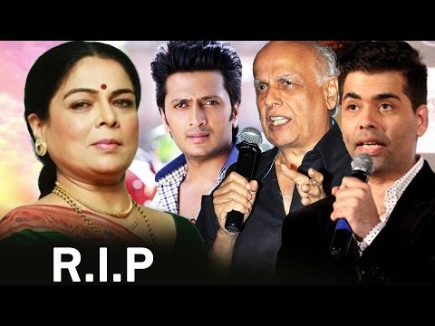 Reema Lagoo Passes Away - Bollywood In SHOCK - Express Heartfelt Condolences