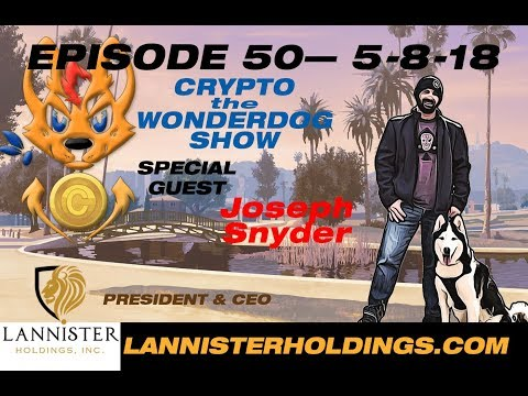 E50 - How Lending can become decentralized with blockchain technology by Lannister Holdings
