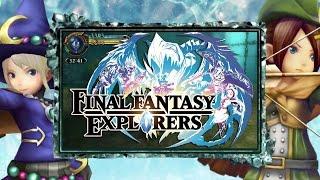 Final Fantasy Explorers - Announcement Trailer