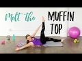 Muffin Top Workout | How to lose those Love Handles!