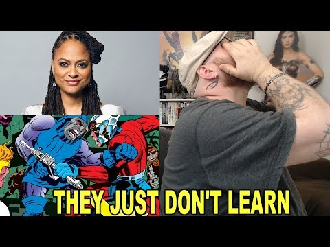 Ava DuVernay To Direct DC's New Gods!!!