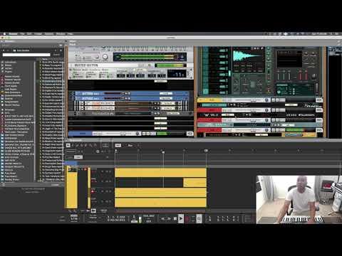 Download Dj Gio Making A Quick Riddim Propellerhead Reason 10 MP3