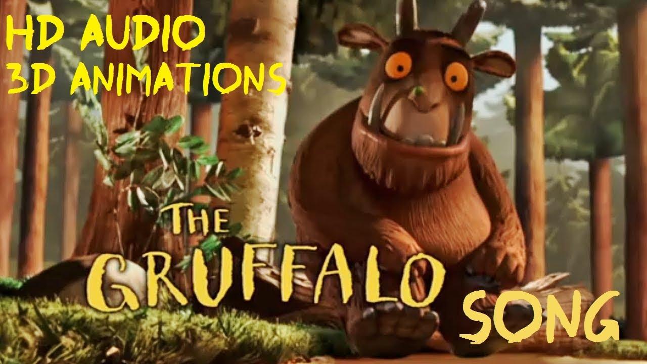 Image result for gruffalo song