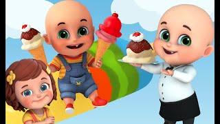 johny johny yes papa eating sugar no papa | Cup Cake Song | Jugnu Kids Nursery Rhymes & Kids Songs