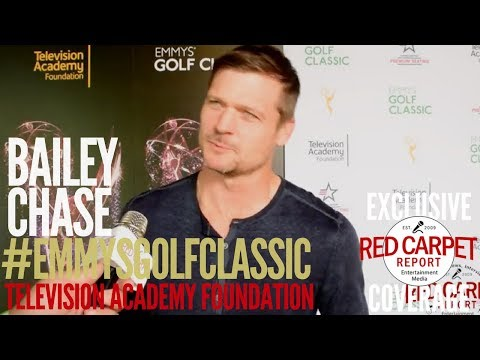 Bailey Chase ed at the 18th Annual Television Academy Foundation Golf Classic Emmys