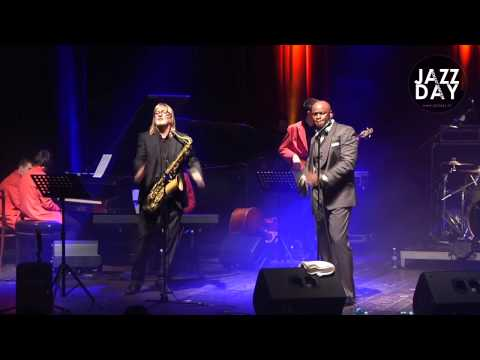 Ola Onabule w/ Villu Veski & Gaio Big Band - Soul Town (Live @ International Jazz Day 2014)