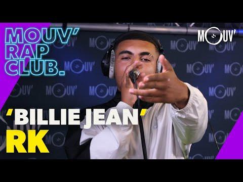 Youtube: RK:«Billie Jean» (Live @Mouv' Rap Club)