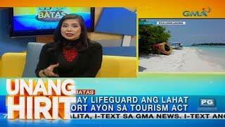 Pananagutan ng mga hotel at resort sakaling maaksidente ang kanilang kliyente | Kapuso sa Batas