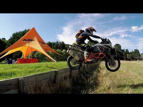 KTM1190 - Chris Birch - KTM Australia Adventure Training Series