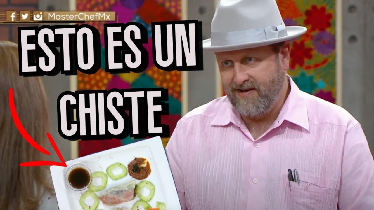 Peores Platillos De Master Chef Parte 3