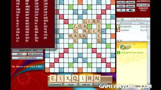 Scrabble - Pogo Games - Co-op with Yoshiller [3]