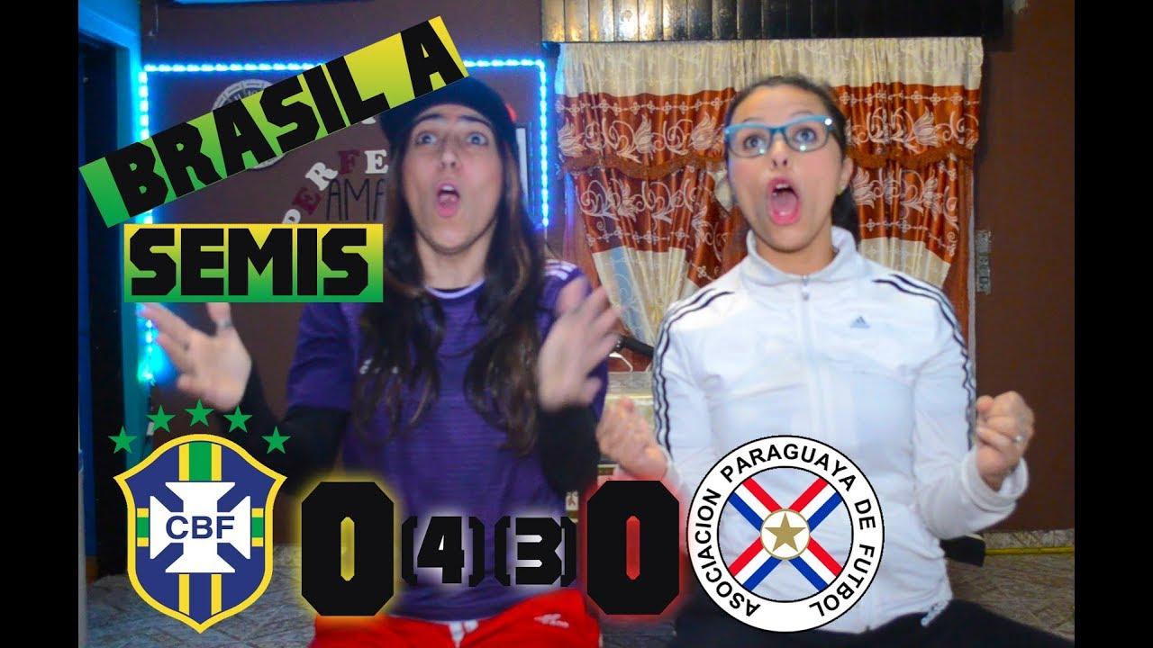 Download BRASIL 0 (4) VS PARAGUAY 0 (3) |COPA AMERICA 2019 CUARTOS DE FINAL | BRASIL A SEMIS |
