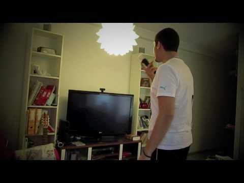 PlayStation®Move primeiros testes
