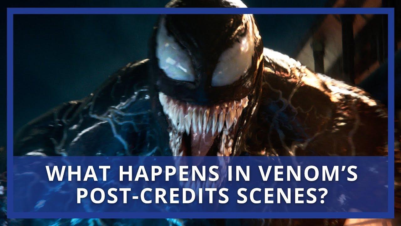 Venom Credit Scene