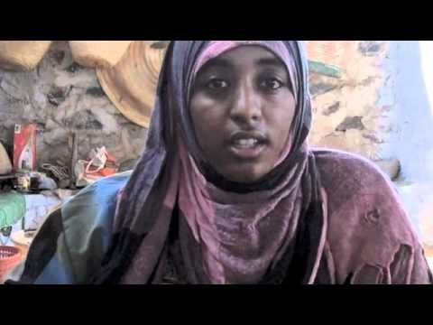 Egyptian Young Nubian Woman Interview