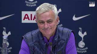 Mourinho - We Cannot Win The Premier League This Season, But