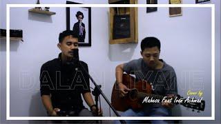 Download Dalan Liyane - Hendra Kumbara  (Cover by Mahesa X Ivan Achmad) Live Akustik