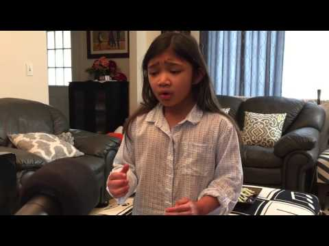 O Mio Babbino Caro - Angelica Hale (8 years old)