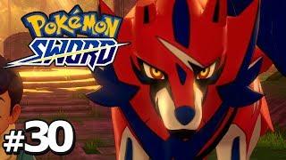 Pokemon Sword Part 30 ZAMAZENTA HOP FINAL BATTLE Gameplay Walkthrough Pokemon Sword & Shield