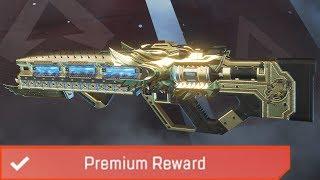 300 hours for the best golden gun in apex legends